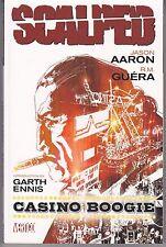 """Scalped Trade Paperback """"Casino Boogie"""" Vertigo DC Comics 2007"""
