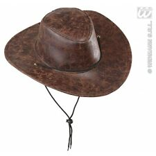 CAPPELLO COWBOY IN SIMILPELLE CARNEVALE