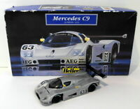 Heller 1/43 Scale Plastic 80107 Mercedes C9 Le Mans racer #63 Built kit