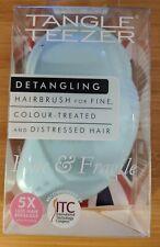 Tangle Teezer - DETANGLING HAIRBRUSH for FINE & FRAGILE HAIR - TEAL - NIP