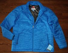 New Mens Columbia Mighty Light  Omni-Heat/Shield Insulated Winter Jacket XLT NWT