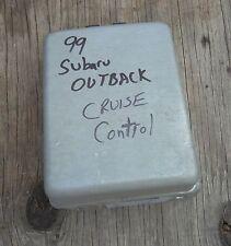 1999 Subaru Legacy Outback >< Cruise Control Module >< 2.5L