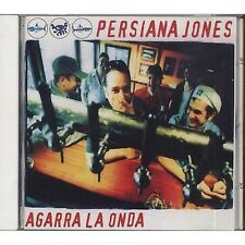 PERSIANA JONES - Agarra la onda - MADASKI CD 2001 NEAR MINT CONDITION