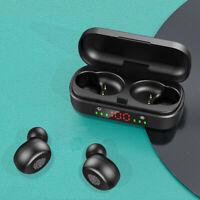 Bluetooth 5.0 Kopfhörer Kabellos Ohrhörer Touch Control Headset mit 3D Stereo
