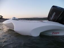Stealth Power Boat with TOHATSU 60HP AND TRAILER, REALLY GOOD FUN