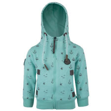 Squared & Cubed Anker Mädchen Sweatjacke Jacke Sweater Grün