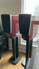 Dynaudio Confidence C1 w/glossy paint and stand