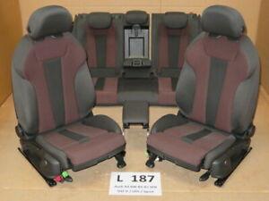 Audi A4 8W B9 F4 Avant Limousine Sportsitze Innenausstattung Sitzheizung Sitze