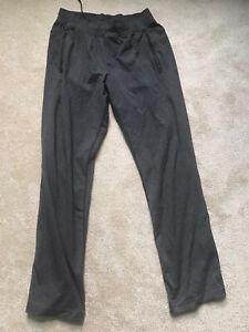 Lululemon Mens Pants/Joggers. Size Large. Grey. Yoga Training Zip Pockets