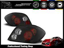 NEUF 2 FEUX ARRIÈRE ENSEMBLE LAMPS LTPE13 PEUGEOT 307 2001-2007 BLACK