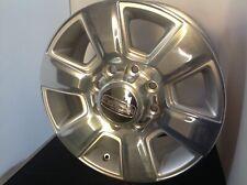 "18"" DODGE RAM 2500 3500 2013-2017 2018 POLISHED OEM Factory Alloy Wheel Rim 2475"