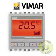 Vimar 20513.NTermostato per domotica con display per comando fan-coil