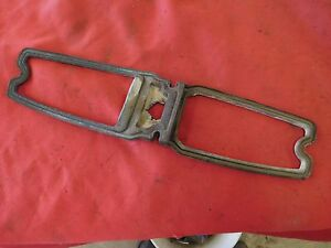 1963 Cadillac Eldorado DeVille Series 62 Tail Light Lamp Gasket - SERVICEABLE
