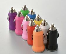 Lot 20 Color Usb Mini Car Charger ipod iPhone Htc Samsung Universal Cell Phone