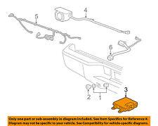 GM OEM PDC Backup Reverse Parking-Park Aid Sensor Module 22744241