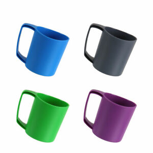 Lifeventure Ellipse Plastic Camping Mug 300ml