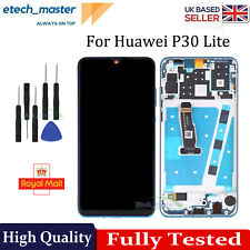 For Huawei P30 Lite LCD Retina Replacement Touch Screen Digitizer +Frame Display