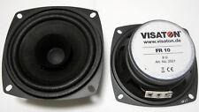 """VISATON FR 10 8Ohm 10cm 4"""" 100mm Breitbandlautsprecher Lautsprecher Breitbänder"""