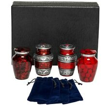 Keepsake Urns for Human Ashes | 4 Cremation Urns Cremation Carefully Handcrafted