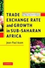 Trade, Exchange Rate, and Growth in Sub-Saharan Africa-ExLibrary