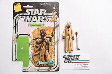 Vintage Star Wars - ACTION FIGURE - Tusken Raider 12 Back 100% Complete - Kenner