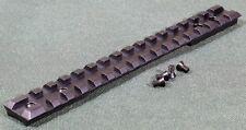 Mauser M18 PICATINNY Rail, STEEL MATT BLUE finish.