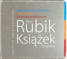 MAGIC RECORDS Tryptyk Swietokrzyski by Piotr Rubik (6 CDs, 2006, POLAND)