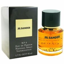 Jil Sander No 4 Women - Woman 50 ml Eau de Parfum EDP