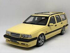 1:18 Otto Volvo 850 T5-R Estate Gelb OVP / yellow with box OT310