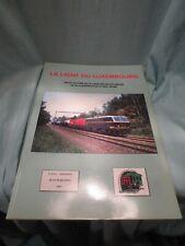 SNCB / NMBS - Jean Dubuffet – CFFL- 2001 - La ligne du Luxembourg