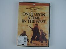 Once Upon a Time in the West Dvd Two-Disc Special Collector's Edition New Sealed
