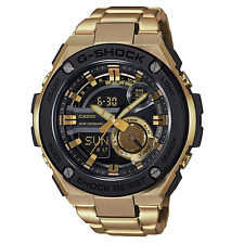 Casio G-Shock GST-210GD-1A GST-210GD Mineral Glass Watch Brand New