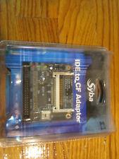 Syba IDE to CF Adaptor;  SD-CF-IDE-A