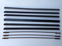 ✅ 9 neue Sägeblätter für King Craft KFZ 400 R Dekupiersäge 135 / 127 mm  ✅