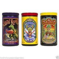 FoxFarm Tri Pack 6 oz Fox Farm Granule Open Sesame Beastie Bloomz Cha Ching Trio