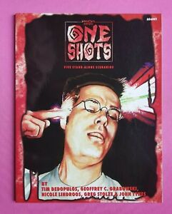 ONE SHOTS UNKNOWN ARMIES 1st EDITION RPG ROLEPLAYING GREG STOLZE ATLAS GAMES 99