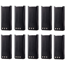 10x 2000mAh Li-ion KNB-45 Battery for KENWOOD TK-3200 TK-2302VK TK-3302UK