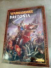 Warhammer bretonia libro Manual