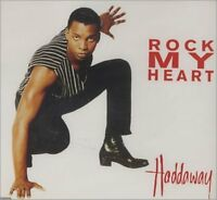 Haddaway Rock my heart (1994) [Maxi-CD]