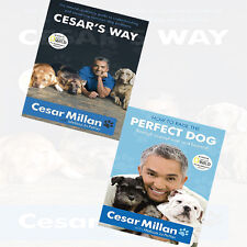 Cesar Millan Collection 2 Books Set (How to Raise the Perfect Dog,Cesar's Way)PB