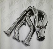 MBRP Header pipe 1250700 2013 SKIDOO MZX1200 4 tec Stainless steel +7 HP