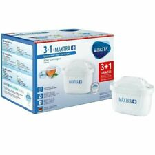 Brita Maxtra+ 3+1 Water Filter Cartridge - White