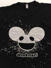Deadmau5 DJ EDM House Music Short Sleeve T-shirt Mens Medium