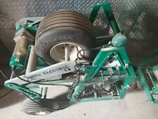 Tested Greenlee 6810 Ultra Feeder Wire Cable Puller De Spooler Tugger Ed4u 8260