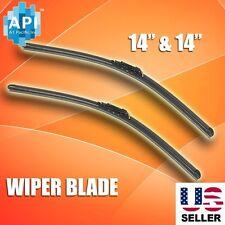 "J-HOOK Windshield Wiper Blades OEM QUALITY 14"" & 14"" INCH"