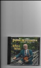 """PAUL WILLIAMS AND THE VICTORY TRIO, CD """"OLD WAYS & OLD PATHS"""" NEW SEALED"""