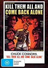 Kill Them All and Come Back Alone DVD M Westerns