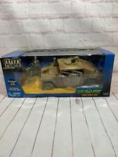 BBi ELITE FORCE Army Desert Ops. Humvee New In Box 1:18 Scale