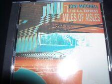 Joni Mitchell - Miles of Aisles CD