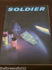 SOLDIER - MAY 1970 - 17 DIVISION